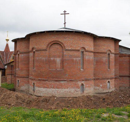 Храм вчера